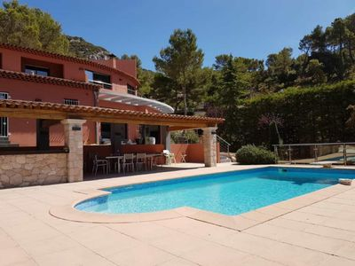 Photo for Sublime Villa with 5 bedrooms / Garden / Pool