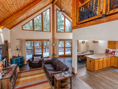 Photo for New Listing! Dog-Friendly, Secluded Cabin in the Woods, centrally located to Door County attractions