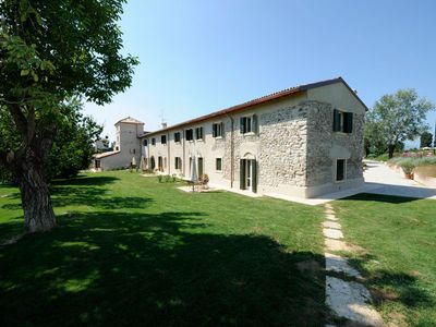 Photo for Peschiera del Garda Apartment, Sleeps 11 with Pool and Air Con