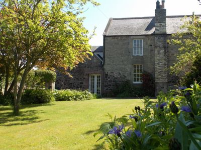 Cottage In Waren Mill Near Bamburgh With Stunning Views Over Budle Bay -  Belford
