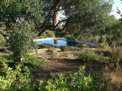 Photo for Wonderful private villa for 8 people with WIFI, private pool, TV, balcony and parking