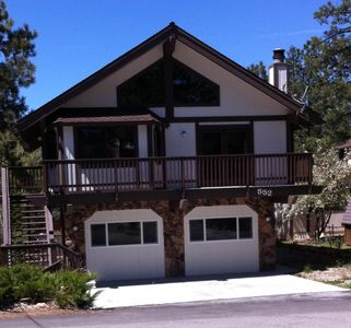 Photo for All Seasons Chalet - Family-Friendly, Game Room, Walk to the Lake
