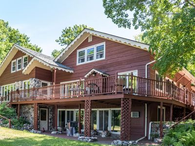 8BR House Vacation Rental in Frazee, Minnesota #3203072 | AGreaterTown