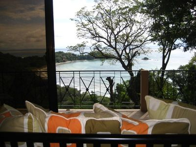 Photo for AMAZING Beach Views - Edge of Rainforest with LUXURY!
