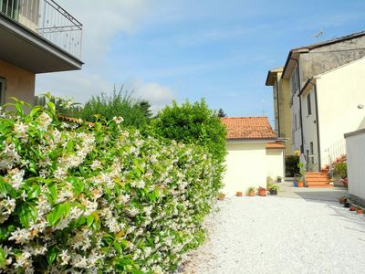 Photo for Nice holiday apartment, in a quiet area between Lucca and Camaiore