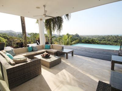 Photo for ESCAPE BETWEEN NATURE & LUXURY VILLA FOR 14 PEOPLE