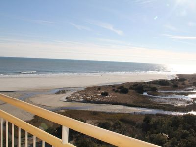 Photo for 3BR/2BA Spectacular Southern View-New Wood Flooring-Gorgeous Kitchen & Baths!!