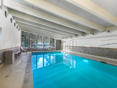 Photo for Spacious condo w/ shared hot tub, pool, & sports courts in a great location