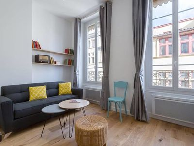 Photo for Appartement design pentes de la Croix-Rousse
