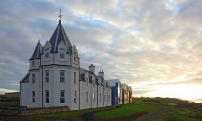 Photo for Stylish and contemporary double room with private bathroom within the iconic Inn at John O'Groats