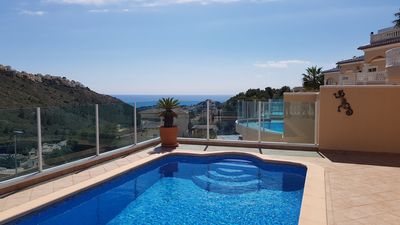Photo for Fantastically beautiful! Best price, because new in the market, 3 terraces, 125 m2, WIFI