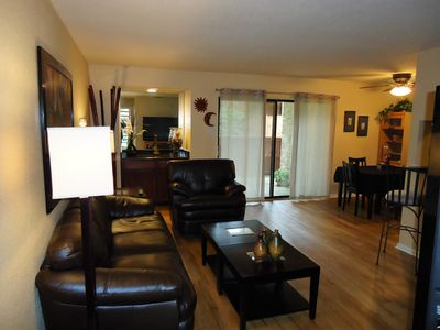 Photo for Newly remodeled condo, great location. Gated property w/assigned covered parking