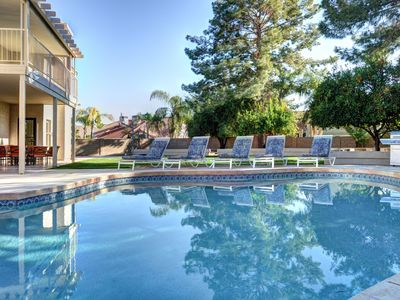 Photo for Big Scottsdale Oasis- Hot Tub, Pool, Sport Court & 6 Bdrms