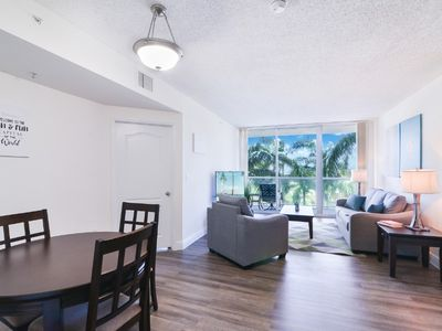 Photo for Luxury Condo With Stunning Views of the City Skyline Sunny Isles Beach