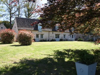 Photo for An upscale accommodation close to the Loire Valley Castles