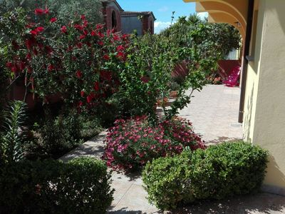 Photo for Villa for two to eight persons in the beautiful bay of Porto Frailis.