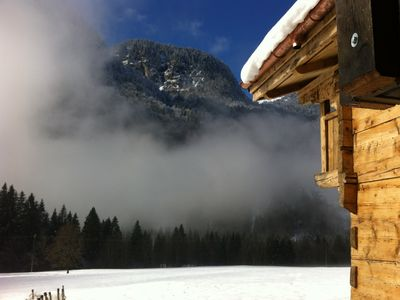 Photo for Mazot the house, typical mountain house, cottage classified 2 stars.