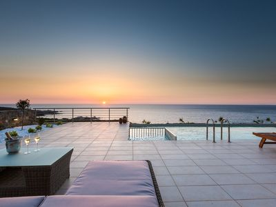 Photo for Luxury and Elegance in unspoiled nature with breathtaking sunsets