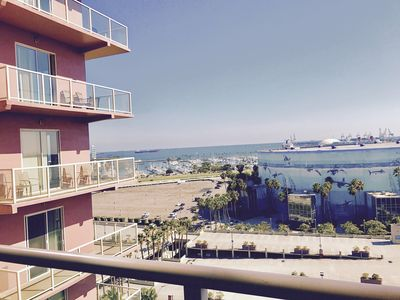 Photo for Awesome Ocean View Downtown Long Beach Condo