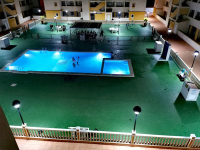 Photo for Modern  apartment on the 3rd floor, wonderful view, free internet,communal pool