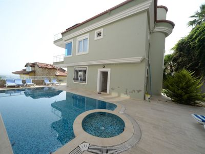 Photo for How to Rent Your Own Villa in Alanya with Fantastic Private Pool, Alanya Villa 1032