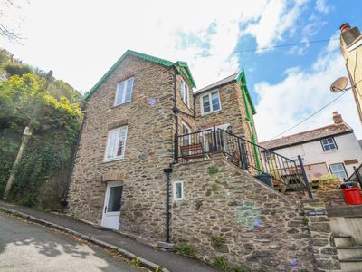 Photo for SINAI HOUSE, pet friendly, with open fire in Lynton, Ref 996174