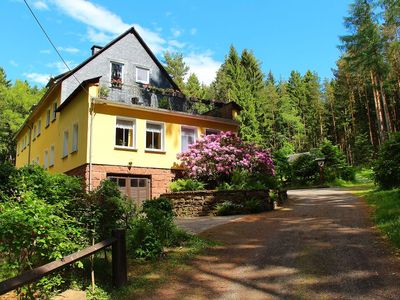 Photo for idyllic forest location, family-friendly, apartment Waldblick