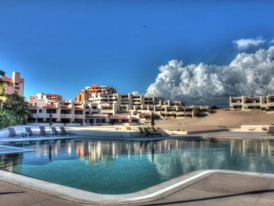 Photo for Exquisite Cabo Terrasol Pacific Ocean Ground-Floor 2-Bed 2-Bath Condo Sleeps 6