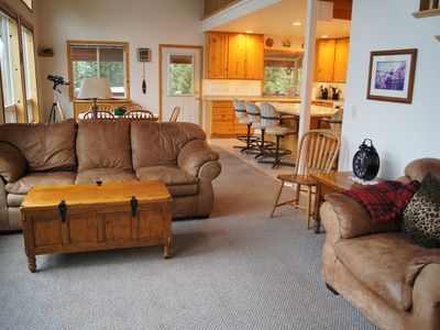 Photo for 5BR Chalet Vacation Rental in Leavenworth, Washington