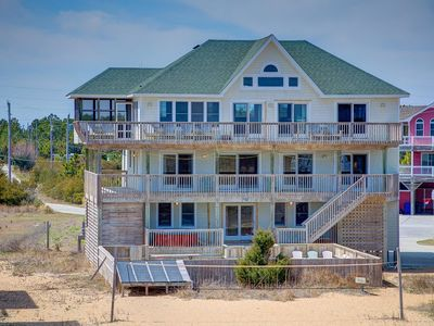 Photo for 8 Bedroom Pet Friendly Oceanfront June Reduced Rates