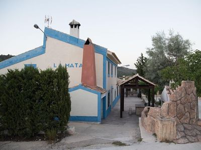 Photo for Holiday cottages Luis (La Mata I)
