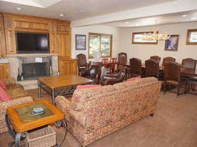 Photo for Deluxe Ski-in Ski-Out Aspen Townhouse