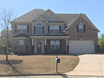Photo for Beautiful 4BR 3BA Home in Evans, GA. PRIVATE CULDESAC & PET FRIENDLY