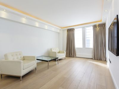 Photo for UP TO 20% OFF - Minimalist Marylebone. - One Bedroom Apartment, Sleeps 2 - Veeve
