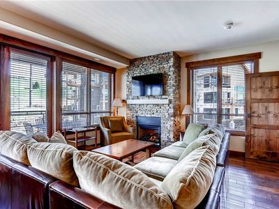 Photo for Spacious 3 Bedroom Summer Condo w/Private Balcony, Onsite Hot Tubs & More!