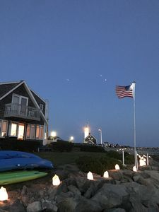 Photo for Stay Harborside, next to Scituate Lighthouse