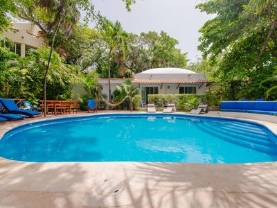 Photo for 99BR House Vacation Rental in Playacar, QR
