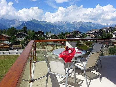 Photo for Apartment Domaine des Reines C10 in Nendaz - 8 persons, 4 bedrooms