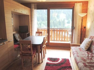 Photo for 1BR Apartment Vacation Rental in Châtel