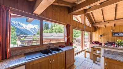 Photo for 4BR Apartment Vacation Rental in Argentière