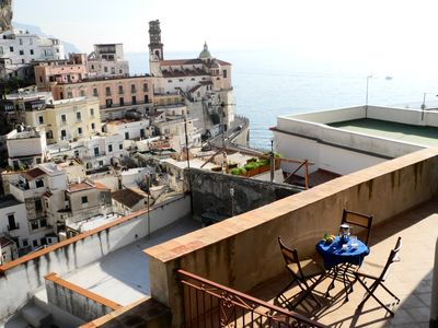 Photo for 2BR Apartment Vacation Rental in Atrani, Campania