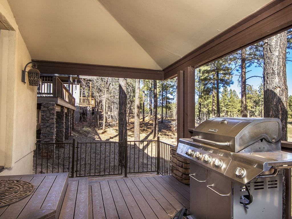 Luxurious Relaxing Home W Top Of The Line Furnishings And Amenities In The Pines Flagstaff