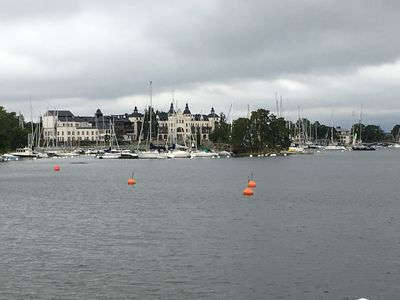 Photo for Saltsjöbaden - Beautiful town in the archipelago close to Stockholm city.