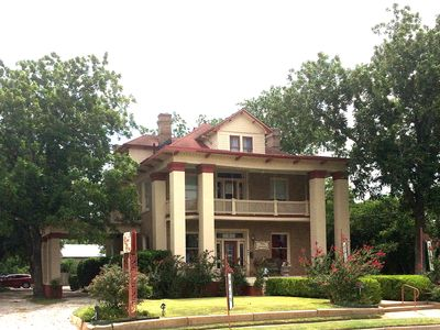Photo for Luxury Lodging, Antiques, Christmas & Gifts where Texas history started