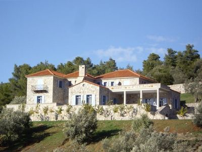 Photo for Magnificent Country Estate Near the Sea
