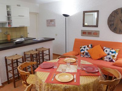 Photo for Apartment in La Croix-Valmer with Parking, Internet, Washing machine, Pool (103863)