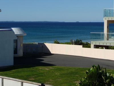 Photo for On ocean side 1 house in front with stunning views