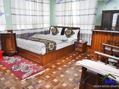 Photo for Green House 3 bedroom with balcony, double king-size bed