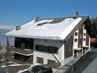 Photo for 2 bedroom Apartment, sleeps 6 in Veysonnaz with WiFi