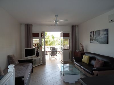 Photo for Villa duplex on the golf comfort ++++ 1 bedroom 4 pers wifi, from 350